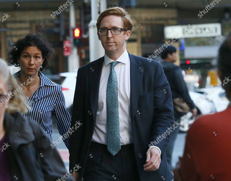 Angus Dawson, the brother of Lindt Cafe siege victim Katrina Dawson, arrives to the Lindt Cafe siege inquest findings in Sydney, New South Wales (NSW), Australia, 24 May 2017. NSW Coroner Michael Barnes found that gunman Man Haron Monis, who held 18 people hostage inside a Lindt cafe in Sydney in December 2014, was the solely responsible for the deaths and injuries during the Lindt Cafe siege, adding that authorities made major errors in the operation before a hostage was killed.