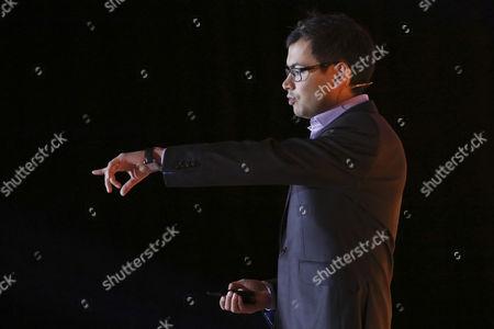 Stock Picture of Demis Hassabis