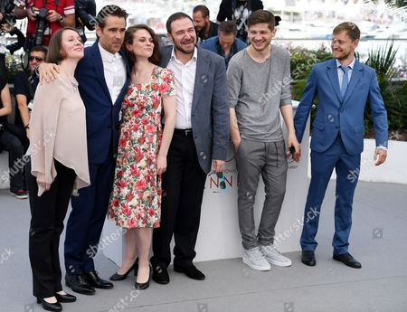 Editorial photo of 'Closeness' photocall, 70th Cannes Film Festival, France - 24 May 2017