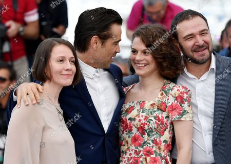 Editorial picture of 'Closeness' photocall, 70th Cannes Film Festival, France - 24 May 2017