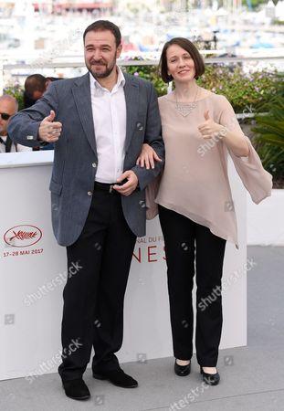 Artem Tsypin and Olga Dragunova