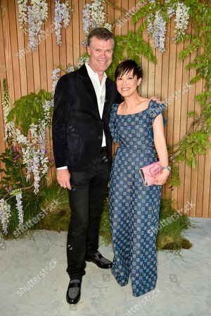Pierre Denis and Sandra Choi