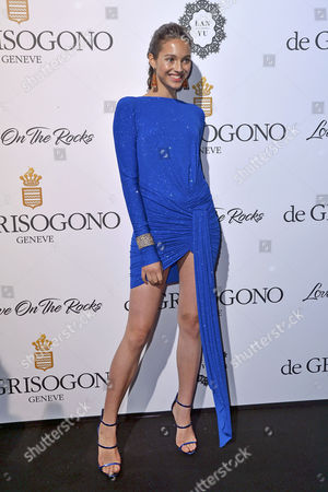 "Editorial image of CANNES: ""de GRISOGONO Love on the Rocks"" Dinner und Party, Cannes, France - 23 May 2017"