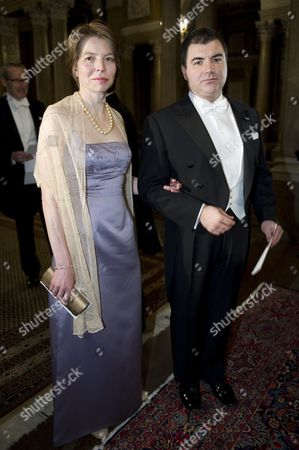 Editorial picture of Sweden Nobel Palace Dinner - Dec 2010