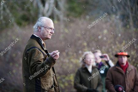 Editorial picture of Sweden Royalty Literature - Nov 2010