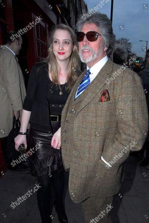 Daisy de Villeneuve and Justin de Villeneuve