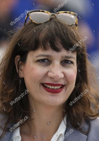 Stock Photo of Producer Julie Paratian pose during the photocall for 'Demons in Paradise' at the 70th annual Cannes Film Festival, in Cannes, France, 24 May 2017. The movie is presented out of competition at the festival which runs from 17 to 28 May.
