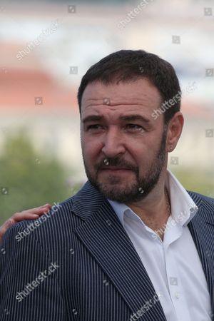 Stock Image of Artem Tsypin