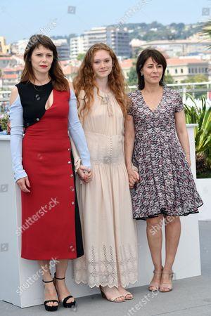 Barbora Bobulova, Charlotte Cetaire, Maryline Canto