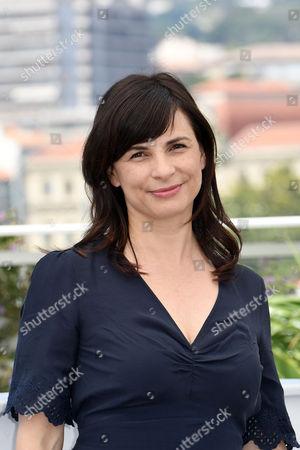 The director Anna Zambrano