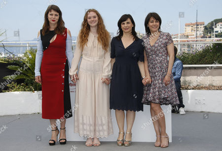 Editorial picture of 'After the War' photocall, 70th Cannes Film Festival, Cannes, France - 24 May 2017