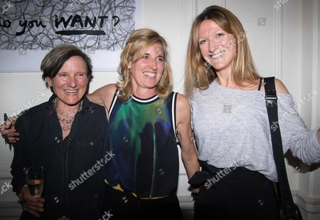 Editorial photo of 'Meet Me In The In-Between' book launch, The Polish Rooms, London, UK - 22 May 2017
