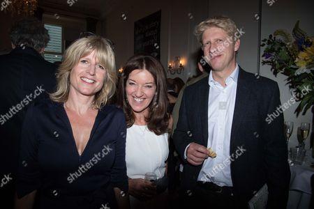Stock Picture of Rachel Johnson, Victoria Hislop, Jo Johnson