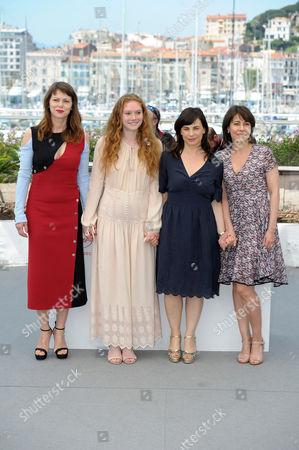 Stock Picture of Barbora Bobulova, Annarita Zambrano, Charlotte Cetaire, Maryline Canto