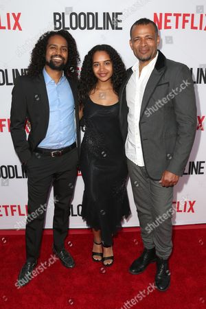 Editorial picture of 'Bloodline' TV show screening, Los Angeles, USA - 24 May 2017