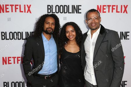 Editorial image of 'Bloodline' TV show screening, Los Angeles, USA - 24 May 2017