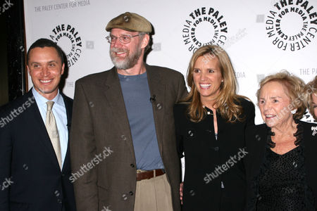 Harold Ford Jr, Donald Boggs, Kerry Kennedy and Ethel Kennedy
