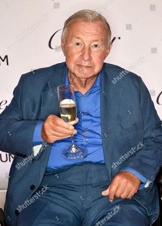 Stock Photo of Sir Terence Conran