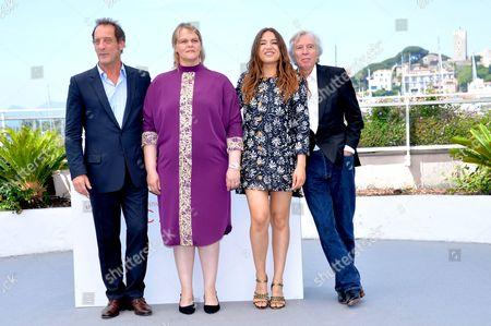 Vincent Lindon, Severine Caneele, Izia, Jacques Doillon
