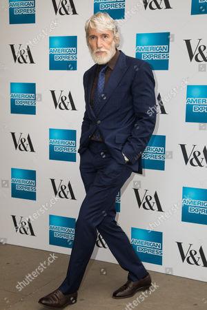 Editorial photo of Balenciaga Shaping Fashion Exhibition Opening, VIP Arrivals, London, UK - 24 May 2017