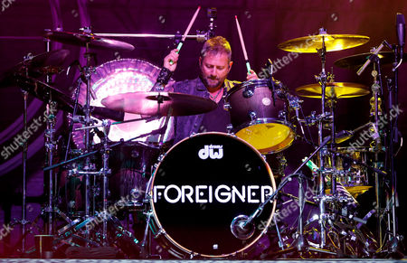 Editorial picture of Foreigner in concert in Duesseldorf, Germany - 24 May 2017