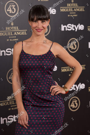 Editorial picture of Miguel Angel Garden party photocall, Madrid, Spain - 24 May 2017