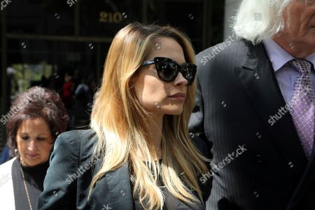 Dani Mathers, Dani Mathers, Tom Mesereau Model and Playboy bunny Dani Mathers leaves Los Angeles County Superior Court, after pleading no contest to charges related to her taking a photo of a naked, 71-year-old woman in a gym locker room and posting it on social media with insults about the woman's body. She was sentenced to probation and 30 days community service