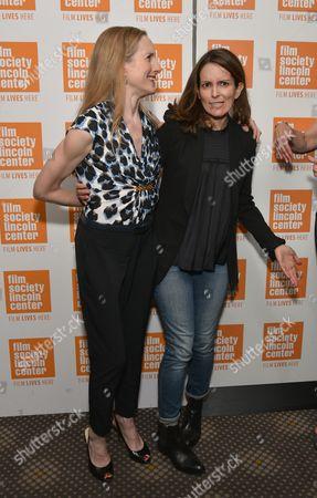 Wendy Whelan, Tina Fey