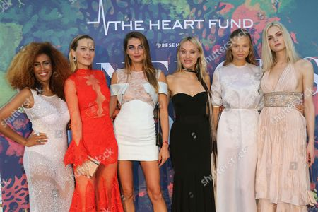 Editorial image of Heart Fund 'Generous People' event, 70th Cannes Film Festival, France - 24 May 2017