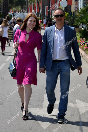 Emilie Dequenne and Michel Ferracci