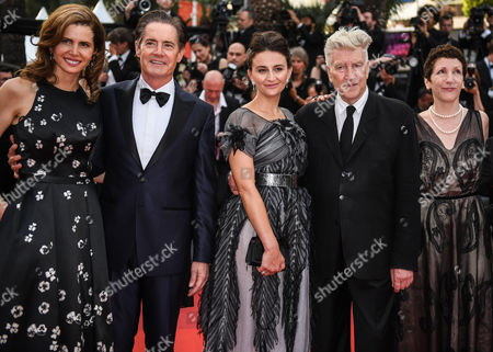 Desiree Gruber, Kyle Maclachlan, Emily Stofle, David Lynch, Sabrina Sutherland