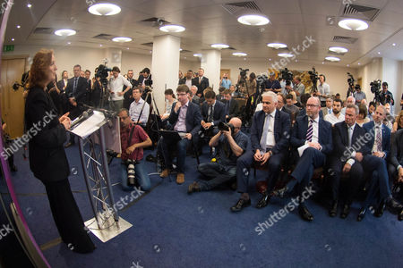 Editorial picture of UKIP Manifesto launch in London, UK - 25 May 2017