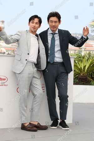 Yim Si-Wan, Sol Kyung-gu