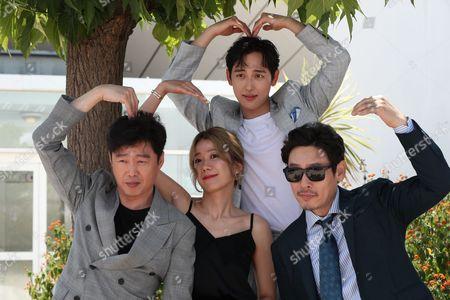 Kim Hie-Won, Jeon Hye-Jin, Yim Si-Wan, Sol Kyung-gu