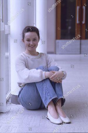 Tara Moran (as Christine Carter)