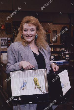 Sue Roderick (as Megan Morgan)