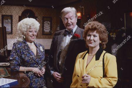 "Editorial image of ""Coronation Street"" TV series - 1989"