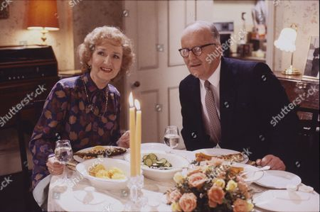 """Editorial picture of """"Coronation Street"""" TV series - 1989"""