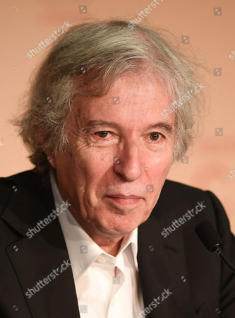 Editorial picture of 'Rodin' press conference, 70th Cannes film festival, France - 24 May 2017