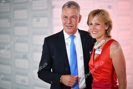 Peter Kloeppel and Carol Kloeppel