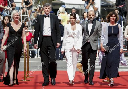 Valeriu Andriuta,  Sergei Loznitsa, Vasilina Makovtseva