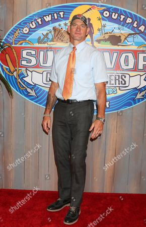 Editorial image of 'Survivor: Game Changers', Mamanuca Islands TV Series Finale, CBS Studio Center, Los Angeles, USA - 24 May 2017
