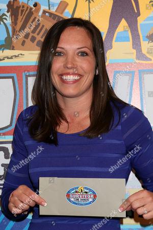 Stock Photo of Sarah Lacina