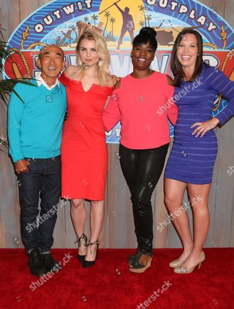 Editorial picture of 'Survivor: Game Changers', Mamanuca Islands TV Series Finale, CBS Studio Center, Los Angeles, USA - 24 May 2017
