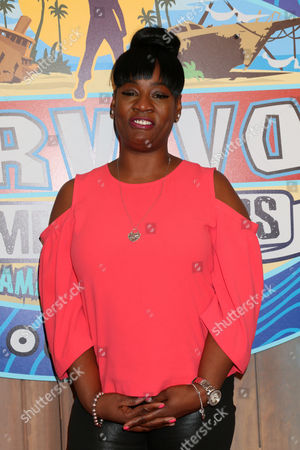 Stock Picture of Cirie Fields