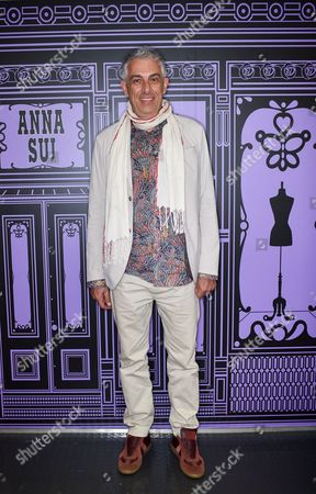 Editorial image of 'The World of Anna Sui' exhibition private view, Fashion and Textile Museum, London, UK - 25 May 2017
