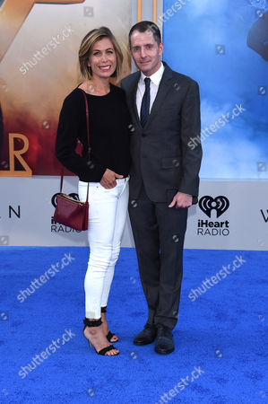 Editorial picture of 'Wonder Woman' film premiere, Arrivals, Los Angeles, USA - 25 May 2017