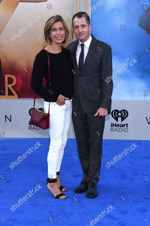 Sonya Walger and Davey Holmes