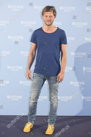 Editorial photo of Belvedere Vodka party at Kamikaze Theatre, Madrid, Spain - 25 May 2017