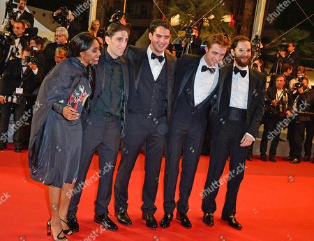 Taliah Webster, Buddy Duress, Ben Safdie, Robert Pattinson, Josh